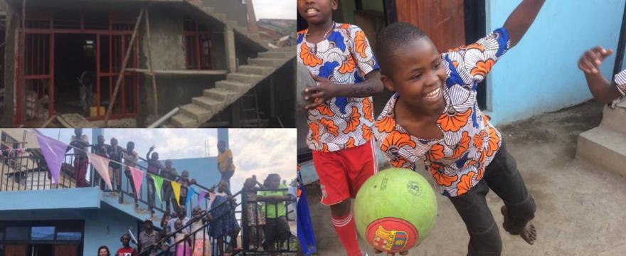 Hoe Stan (20) met 4watoto 22 weeskinderen aan een thuis hielp